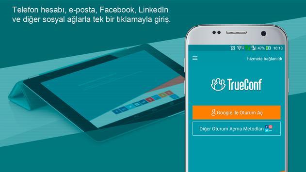 TrueConf Ekran Görüntüsü 2