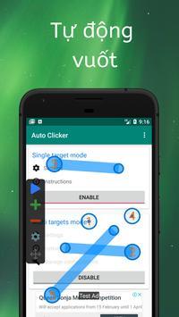Tự động click - Tự động bấm ảnh chụp màn hình 3
