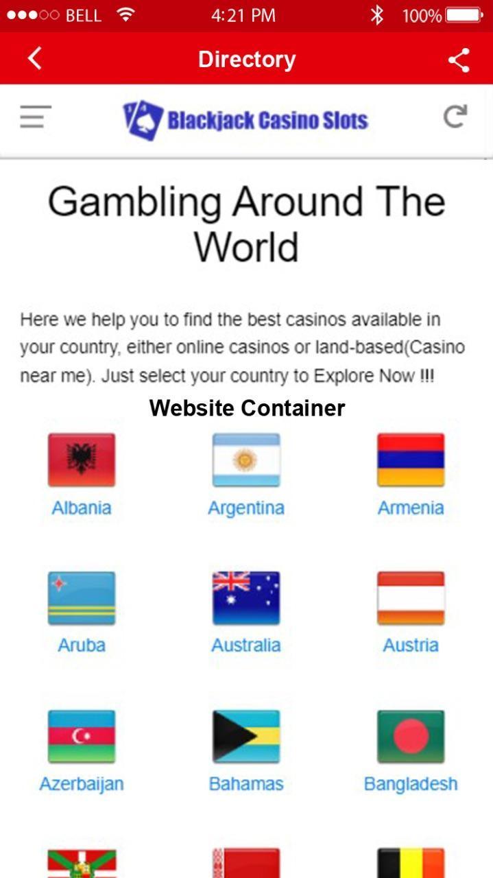 Best online casino directory rosato delle venezie igt