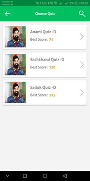 MSG Divine Quiz screenshot 2