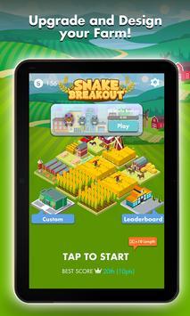 Snake Breakout screenshot 15