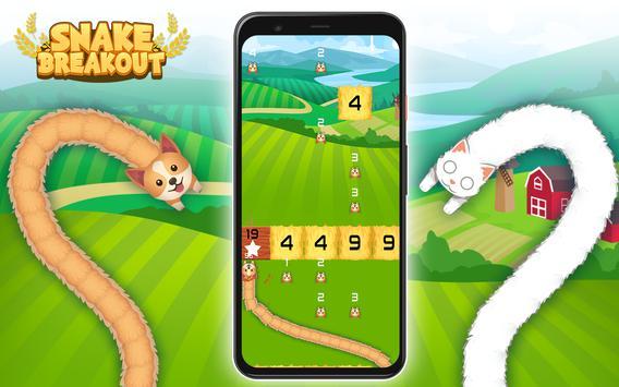 Snake Breakout screenshot 5