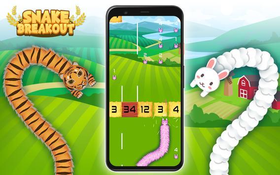 Snake Breakout screenshot 7