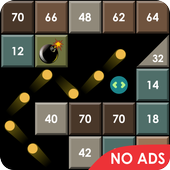 Bricks Breaker Pro : No Ads icon