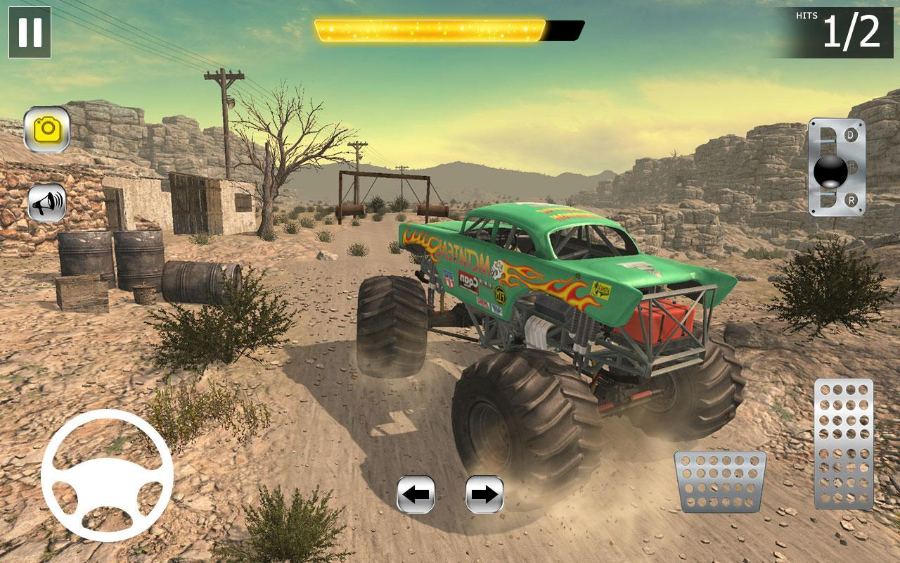 Monster Truck Games For Android Apk Download