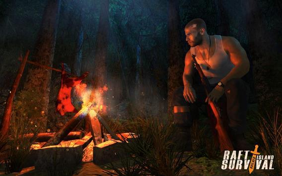Raft Survival Forest screenshot 4