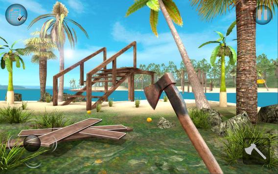 Raft Survival Forest screenshot 5