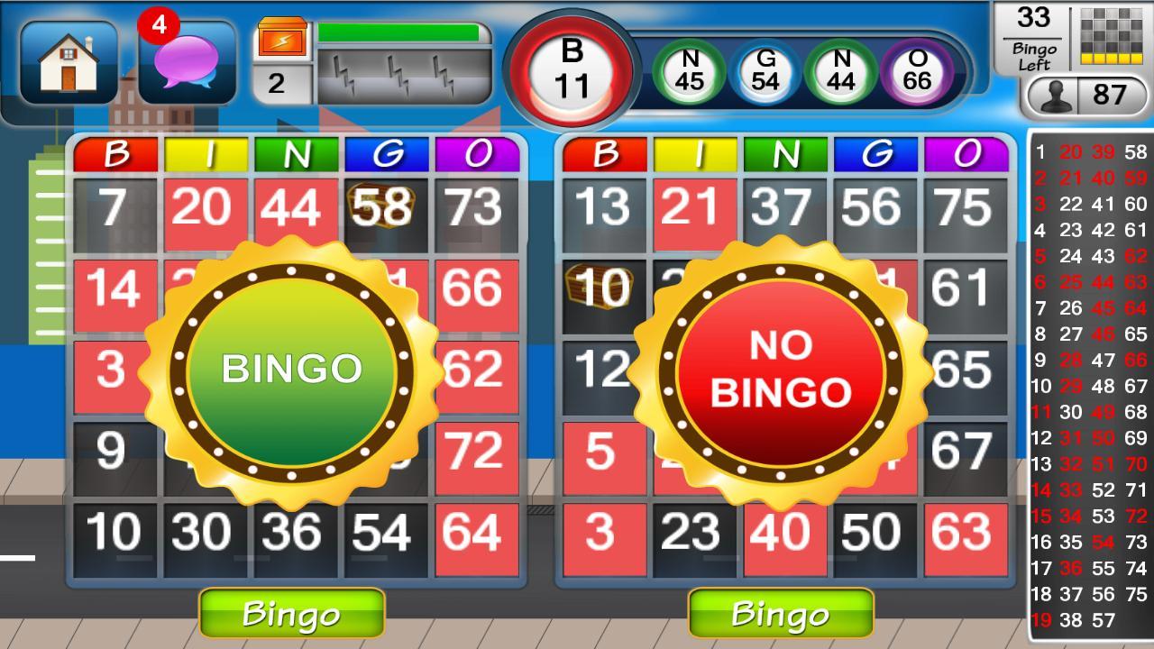 Bingo - Free Game! poster