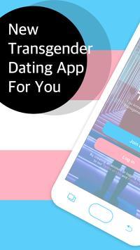 Transgender Dating App: Meet Trans & Crossdresser poster