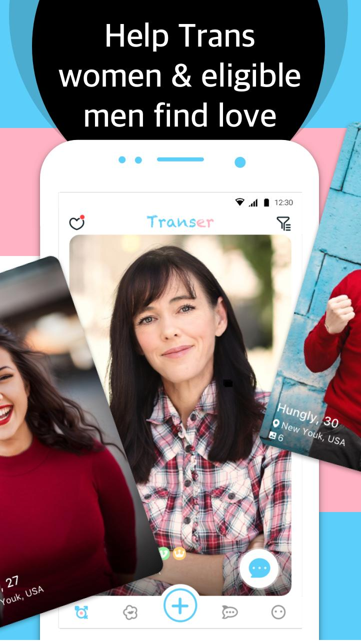 Transgender Dating App: Meet Trans & Crossdresser for