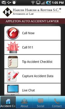 Appleton Auto Accident Lawyer poster