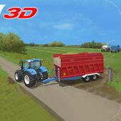 Drive Farming Tractor Cargo Simulator 🚜 icon