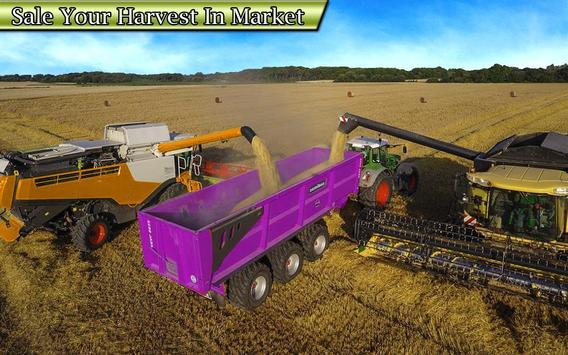 Drive Farming Tractor Cargo Simulator 🚜 screenshot 15