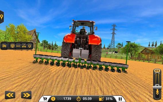 Drive Farming Tractor Cargo Simulator screenshot 16