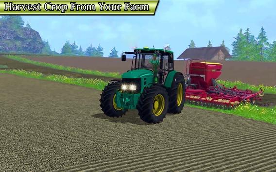 Drive Farming Tractor Cargo Simulator 🚜 screenshot 17