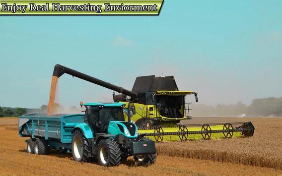 Drive Farming Tractor Cargo Simulator 🚜 screenshot 10