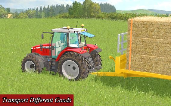 Drive Farming Tractor Cargo Simulator 🚜 screenshot 13
