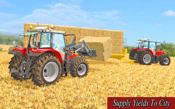 Drive Farming Tractor Cargo Simulator 🚜 screenshot 2