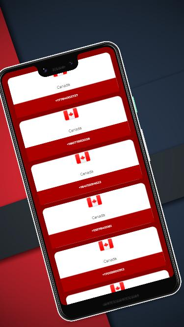 SMS Receive Phone Numbers for Android - APK Download