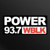 93.7 WBLK - The People's Station - Buffalo Radio biểu tượng