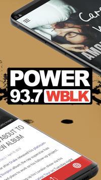 93.7 WBLK - The People's Station - Buffalo Radio ảnh chụp màn hình 1