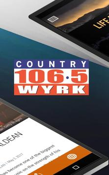 Country 106.5 WYRK - Today's Country - Buffalo screenshot 7