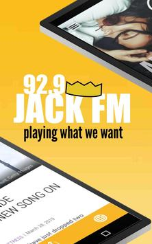 92.9 Jack FM screenshot 4