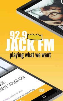 92.9 Jack FM screenshot 7
