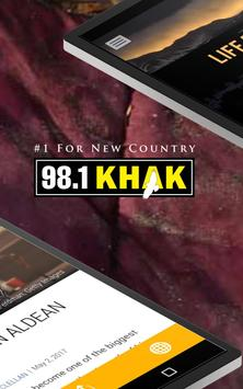 98.1 KHAK screenshot 4