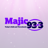 Majic 93-3 - Today's R&B and Throwbacks (KMJI) simgesi