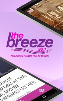 96.1 The Breeze screenshot 4