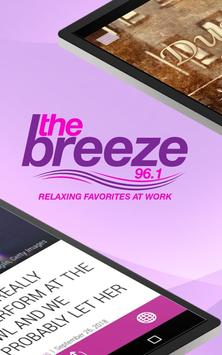 96.1 The Breeze screenshot 7