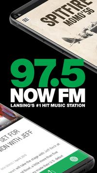 97.5 NOW FM screenshot 1