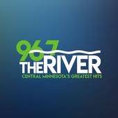 96.7 The River - St. Cloud Classic Hits (KZRV) icon