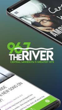 96.7 The River - St. Cloud Classic Hits (KZRV) screenshot 1