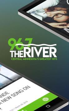 96.7 The River - St. Cloud Classic Hits (KZRV) screenshot 4