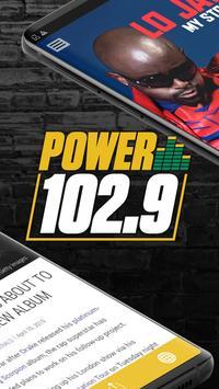 Power 102.9 screenshot 1