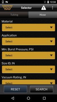 Tubing & Hose Selector screenshot 2