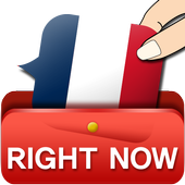 RightNow French Conversation icon