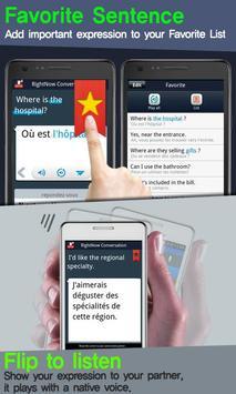 RightNow French Conversation screenshot 5
