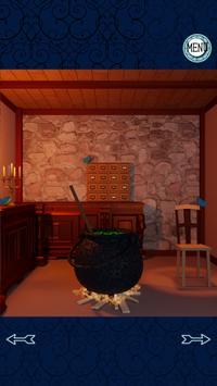 脱出ゲーム Witch captura de pantalla 2
