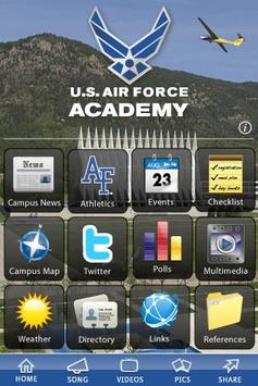 U.S. Air Force Academy poster