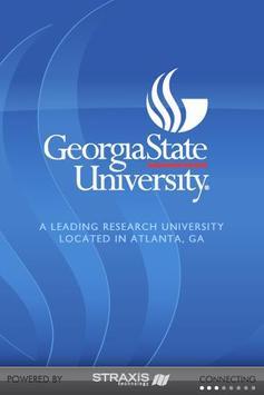 Georgia State University poster