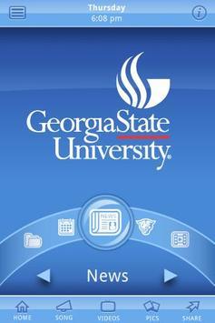Georgia State University screenshot 1