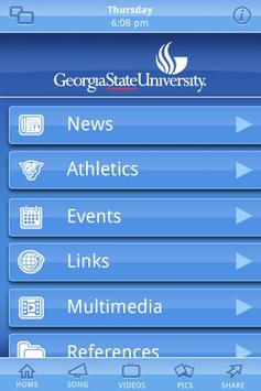 Georgia State University screenshot 2