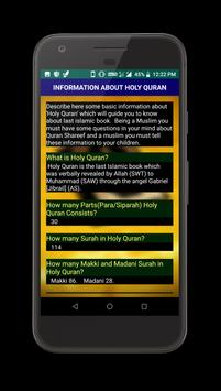 Holy Quran - Free Read Recite And Learn screenshot 15