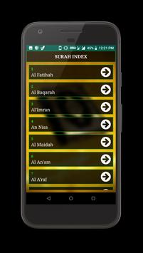 Holy Quran - Free Read Recite And Learn screenshot 5