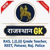 Utkarsh Rajasthan GK (Patwar ,Police Bharti -2019) icon