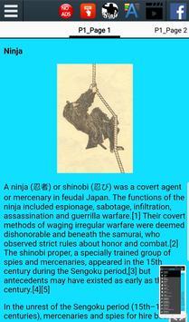 History of The Ninja screenshot 1