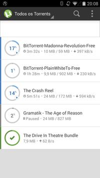 µTorrent® - Baixador de Torrent Cartaz